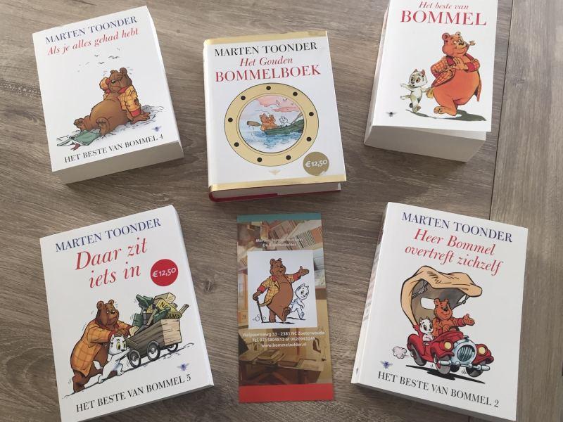 17. Literaire reuzenpockets van Bommel en Tom Poes