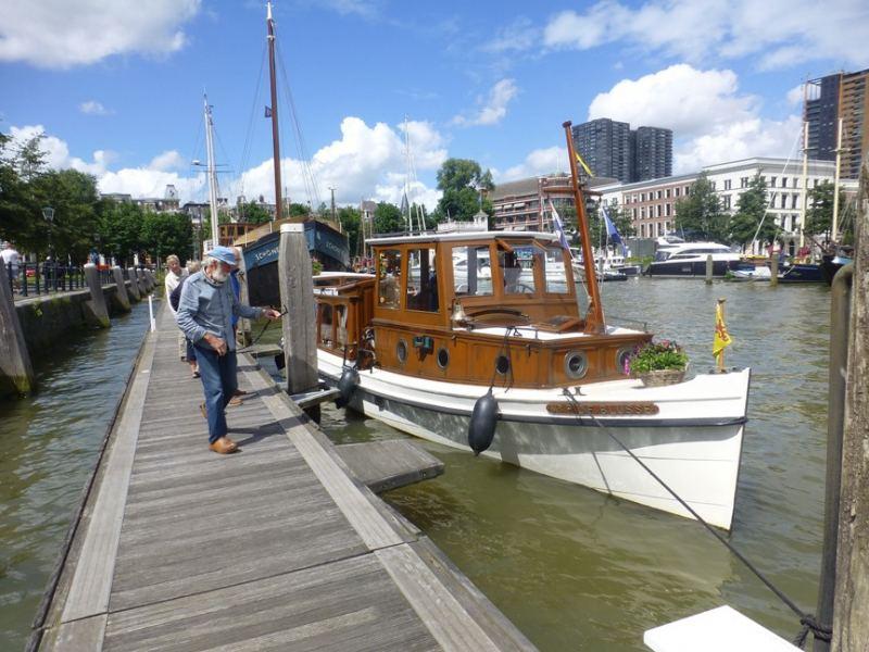 30. Rondvaart met Salonboot