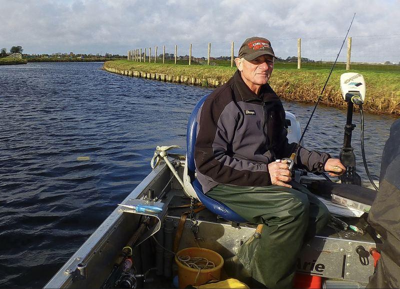 140. Dagdeel vissen op snoekbaars incl. eten / drinken